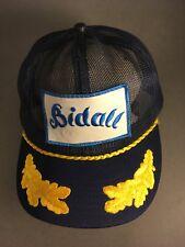 Bidall trucker hat