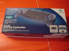 PlayStation2 Logicool NetPlay Controller ( Japan )