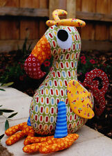 PATTERN - Dudley the Dodo - cute softie/toy PATTERN by Melly and Me
