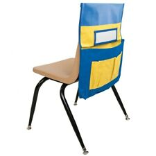 Carson Dellosa Chairback Buddy- Blue/Yellow