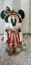 Disney Minnie Mouse Main Attraction Jungle Cruise Plush 11 of 12