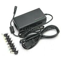 90W + 8 Tips Universal AC Adapter Battery Charger Power Supply Laptop NoteBook
