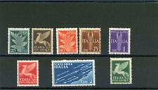 Italy 1930 Scott# C12-19 Mint NH
