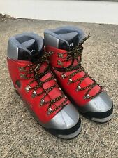 Koflach Men's Degre Plastic Mountaineering / Alpine Boots (Us 10 / Eu 9) Nice