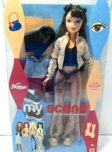 "2003 MY SCENE ""NOLEE"" Barbie Doll Mattel #B3217 NEW"