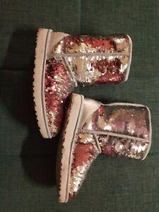 UGG Boots Größe 41 Glitzer Sparkle Pailletten