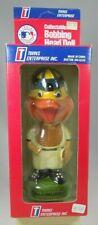 1995 Baltimore Orioles Mascot Catcher TEI Twins Enterprises Bobblehead NIB