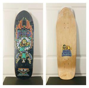 SMA Natas Kaupas Phil Guy Burrito Breath Santa Monica Airlines Skateboard Deck