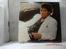 "MICHAEL JACKSON -(LP)- THRILLER - ""THE GIRL IS MINE"" WITH PAUL MCCARTNEY  - 1982"