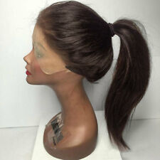 Long Ponytails Straight Lace Frontal Wigs Synthetic Wig Ponytails HeatResistant