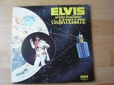 ELVIS PRESLEY ALOHA FROM HAWAII 1973  ALBUM 2X33T DISQUE VINYL