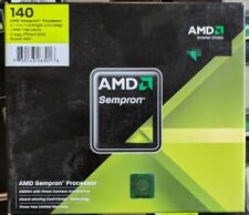 NOS AMD Sempron 140 2.7 GHz Core (SDX140HBGQBOX) Processor (New Old Stock)