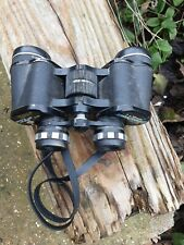TASCO ZIP 318Z 7 X 35mm WIDE ANGLE BINOCULARS USED.NEED A CLEAN.