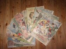 """Les beaux contes - Lot de 20 numéros - Collection """"Nos loisirs"""" 1910"""