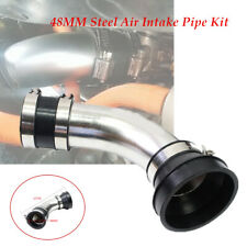 1pcs Motorcycle ATV 48MM Air Intake Pipe Kit Carburetor Air Pod Filter fine mesh