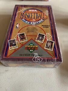 Upper Deck 1991-92 Inaugural NBA Basketball Sealed Box Possibly Jordan PSA 10