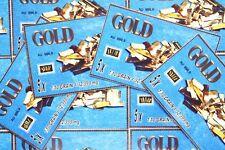1/2 GR .999 FINE GOLD - 5 Barren 24 Karat