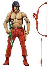 Aspecto clásico video juego Rambo NECA Figura De Acción