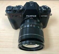 FujiFilm X-T20 - 24MP - W/ XF18-55mm Lens & charger