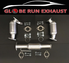 FITS:2009-2011 Buick Enclave 3.6L Front Driver/Passenger/Rear Catalytic Set