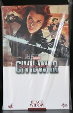 Hot Toys 1/6 Captain America Civil War Black Widow MMS365
