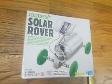 New 4M Solar Rover Green Science Kids Project Kit Car Toy Kidz