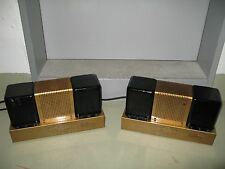 Allied Knight KN 632 tube amplifiers; matched pair, great condition, very rare!