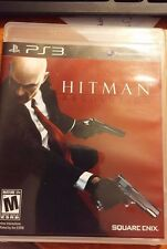 Playstation 3 PS3 --- HITMAN ABSOLUTION  --- Complete Game