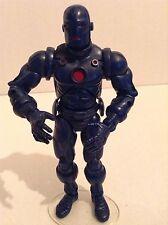 Marvel Iron Man Blue Action Figure 2002