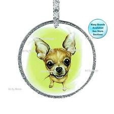 Chihuahua Ornament Handmade Christmas Tree Ornament