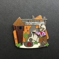 DLR - Retro Lands 2008 - Frontierland - Disney Pin 59503