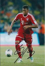 Jerome BOATENG Signed Autograph Photo AFTAL COA Bayern Munich Champions League