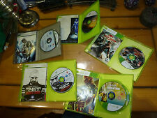 Lot de jeux pour console XBox 360, Halo 3, Assasin's Creed, Dead Island