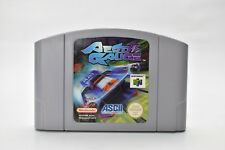 Aero Gauge AeroGauge Nintendo 64 N64 Game European Version