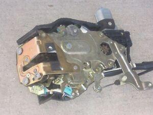 04-08 Toyota Sienna Left Power Sliding Door Rear Latch Lock Actuator OEM LH