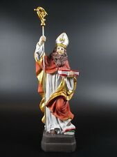 Holy Bishop Nicholas, Poly Figure Religion, 9 1/8In, NEW