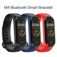 New! 2019 GLOBAL VERSION M4 Band Smart Watch Wristband Bluetooth V5.0 For Xiaomi