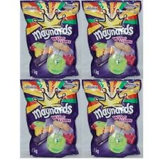 4 Maynards Wine Gums 1KG BAG (4 Kilos total) FREE SHIPPING
