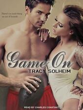 Out of Bounds: Game On 1 by Tracy Solheim (2014, CD, Unabridged)