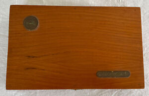 Original Vintage Shakespeare Fly Tying Kit - Made In India - Never Used