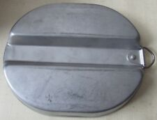 GENUINE US ARMY AIR FORCE MARINES NAVY ISSUE M1942 M-1942 MESS TIN KIT LID.