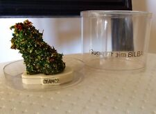 Mini PUPPY JEFF KOONS GUGGENHEIM BILBAO Sculpture HECHO A MANO