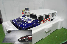 HUMMER HUMVEE AM GENERAL 1995 PRESIDENTIAL BUSH CHENEY 1/18 EXOTO TDT1806