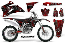 YAMAHA YZ250F YZ450F 06-09 GRAPHICS KIT CREATORX DECALS SXR