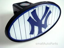 """NEW YORK YANKEES MLB TOW HITCH COVER car/truck/suv trailer 2"""" receiver plug cap"""