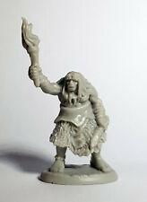 1 x BLACK BEAR SHAMAN - BONES REAPER figurine miniature rpg lost valley 44631
