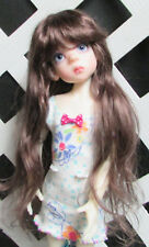 "Doll Wig, Monique Gold ""Adorabel Pixie"" Size 8/9 in Brown/Black (Has Bangs)"
