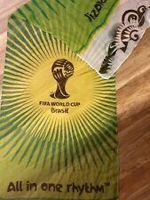 Fanschal Tuch Loop Germany FIFA WORLD CUP BRASIL 2014 WM scarf license souvenir