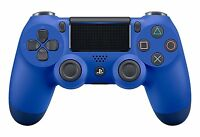 Official Sony PlayStation 4 PS4 Dualshock 4 Wireless Controller (Wave Blue) NEW