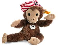 Steiff 'Scotty' Monkey - classic washable soft toy - 28cm - EAN 282249